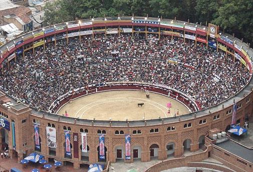 plaza-de-toros-santamaria-sitios-turisticos-en-bogota